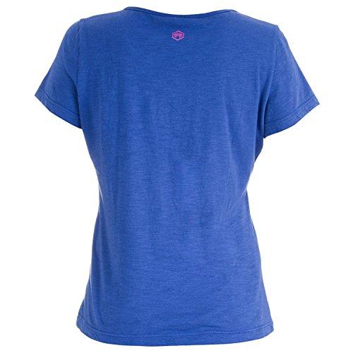 Urban Beach da donna Lupo maglietta girocollo Navy Blue