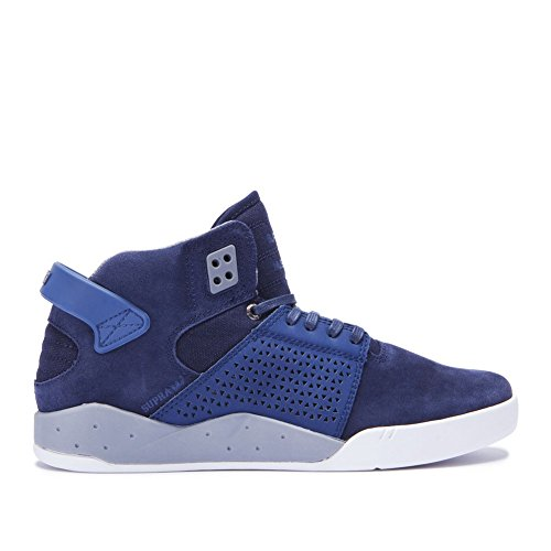 Supra Skytop Iii, Haute sneakers homme Navy / Grey
