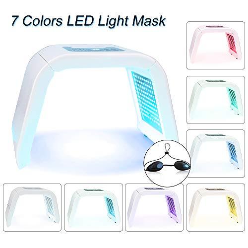 7 Color LED...