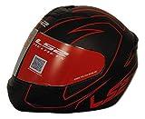 Best Bluetooth Motorcycle Helmets - LS2 Full Face Premium Helmet FF 352 FIRE Review