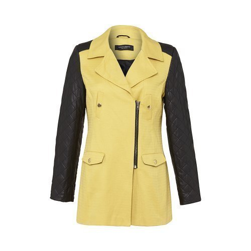 Veste jaune femme amazon