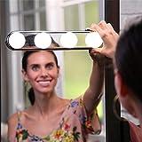 EisEyen Hollywood-stijl led-spiegellamp, make-uplamp, spiegellamp, make-uplamp, make-uplamp, make-uptafel, spiegellichtset vo