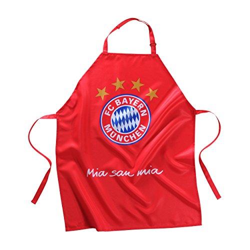Grillschürze FC Bayern MÜNCHEN, Apron Grill Master/delantal/tablier Schürze Munich, FCB