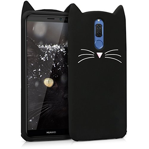 kwmobile Huawei Mate 10 Lite Hülle - Handyhülle für Huawei Mate 10 Lite - Handy Case Cover Silikon Schutzhülle Schutzhülle Silikon Cover