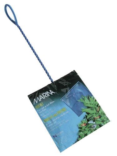 Marina Fischnetz feinmaschig 15-30cm, blau -