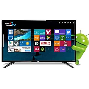 'NPG TV s400el24h TV LED 24 Smart TV Android