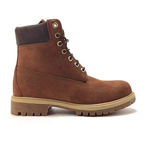 Timberland CA1LXU Mens COGNAC Leather Booties  12 5 UK