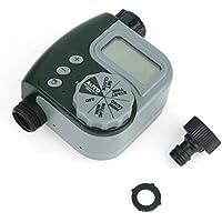 Fantasyworld Automatische Gartenbewässerungssteuerung DIY LCD-Anzeigen-Digital Allwetter Capability-Wasser-Hahn-Timer-Schlauch-Hahn-Timer preisvergleich bei billige-tabletten.eu