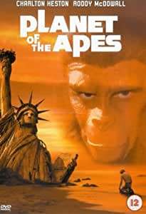 Planet of the Apes [DVD] [1968]