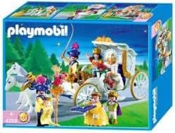 Playmobil - 4258 - Le Château de Princesse - Maries / Carrosse