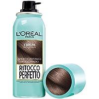 L'Oréal Paris Ritocco Perfetto Spray Istantaneo Ritocco Radici, 2 Bruno