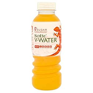 SoBe V Water Kick Ginger & Mango 500ml