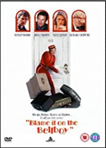 Blame It On The Bellboy [DVD] [1992]