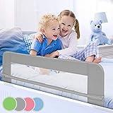 Barrière de Lit pour Enfant   Choix de Couleur, Pliable et Portable, Taille:...