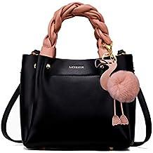 a80fd2fb4f80a2 LA FESTIN Designer Fashion Shoulder Tote Bag Sacs à Main en Cuir, Tendance  Luxe