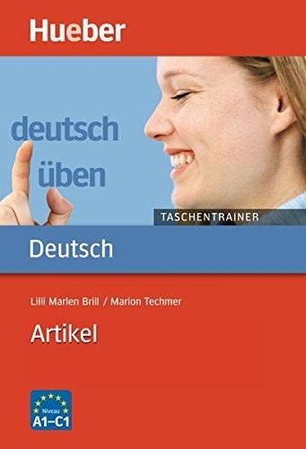 Deutsch Uben - Taschentrainer: Taschentrainer - Artikel by Marion Techmer (2007-09-19)