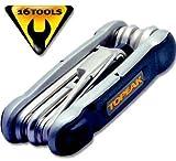 TOPEAK Hexus 16-function Fahrrad Werkzeug