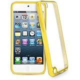 Puro IT5CLEAR Housse pour iPod 5 Jaune
