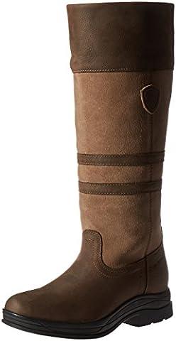 Ariat Womens Ambleside H2O Hiking Boot, Flaxen, 7.5 B(M) UK