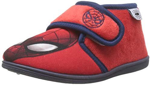 Cerdá Zapatillas De Casa Media Bota Spiderman