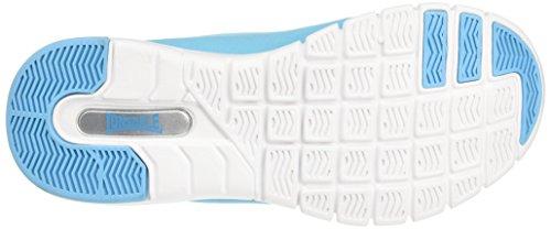 Lonsdale Zambia, Chaussures De Sport Outdoor Pour Femme Bleu (bleu / Blanc)