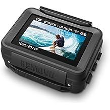 Removu P1 - Controlador para pantalla GoPro, color negro