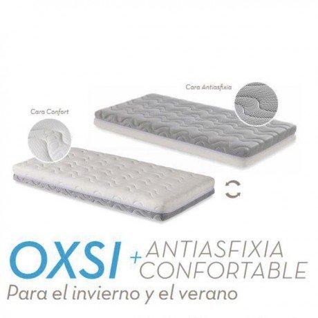 Ecus - Kids - colchón de cuna oxsi (60 x 120 cm.)