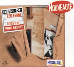 Collection Best Of : Leo Ferre  Le Disque d'or