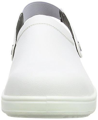 Portwest Steelite Safety Clog SB AE WRU, Chaussures de sécurité homme - Noir (Black), 41 EU Avorio (Weiß)
