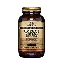 Solgar Omega 3 950mg EPA & DHA 100 Kapsül
