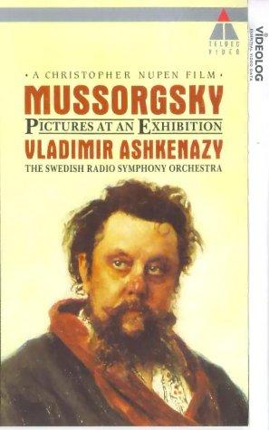Mussorgsky, Modest - Bilder einer Ausstellung [VHS] Bild Pal