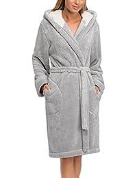 272267f54d Amazon.co.uk  Bathrobes - Nightwear  Clothing