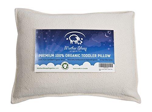 toddler-almohada-organica-lana-antibacteriano-y-hipoalergenico-premium-100-lana-relleno-de-perlas-si