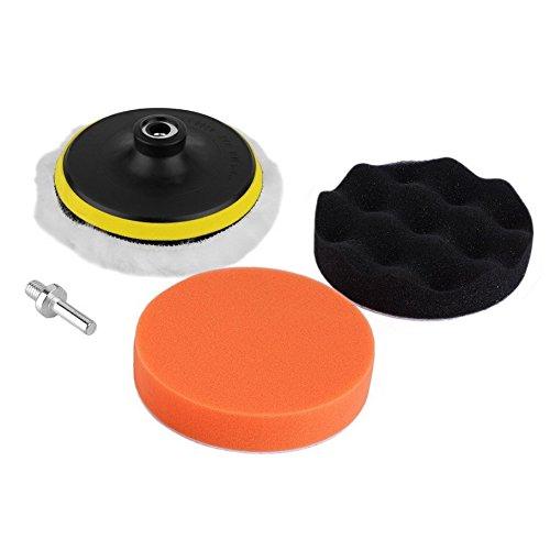 Paxten-TM-5-High-1270-cm-5-lordo-Auto-Spugna-di-lucidatura-dei-mobili-M10-Kit-adattatore-per-hot-seller