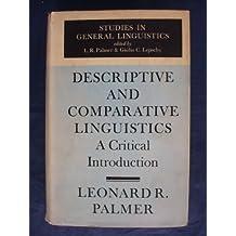 Descriptive and Comparative Linguistics