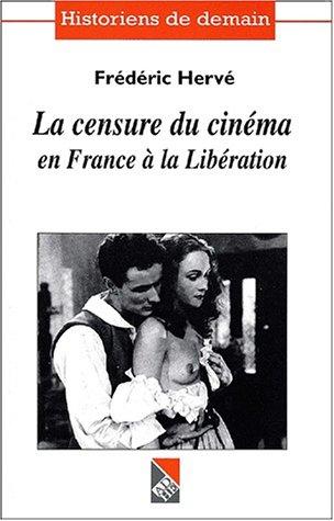 La censure du cinéma en France à la Libération