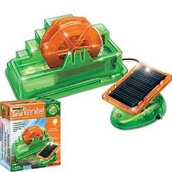 Solar Water Wheel Solar Powered Toys 36207