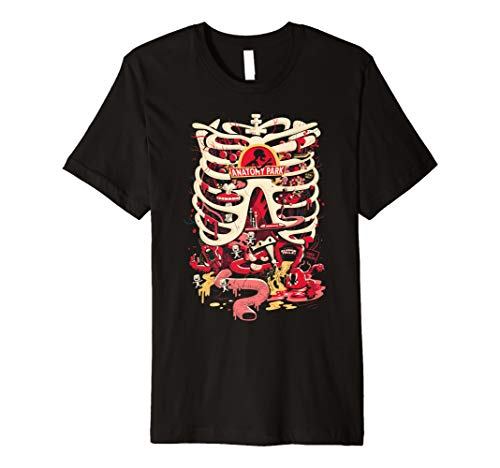 Offiziell Rick and Morty Anatomy Park T-Shirt Preisvergleich
