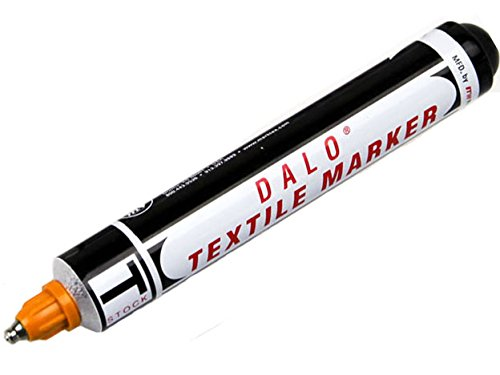 Textil & Stoff Dalo® Marker (Stahl Ball-Spitze)