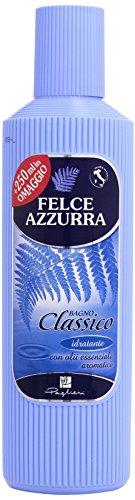 Felce Azzurra - Bagno Classico, Idratante con Oli Essenziali Aromatici - 750 ml