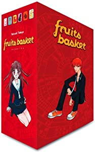 Fruits Basket Edition Coffret Tomes 1 à 6