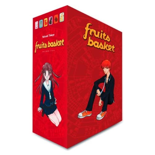 Fruits Basket, coffret tomes 1 à 6