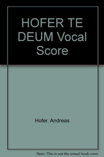 hofer-te-deum-vocal-score