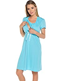Italian Fashion IF Camisones Premamá Joy 0114