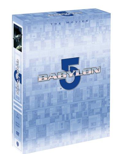 Warner Home Video - DVD Babylon 5 - The Movies (6 DVDs, inkl. Legende der Ranger)