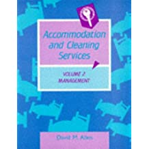 Accommodation and Cleaning Services: Management v. 2