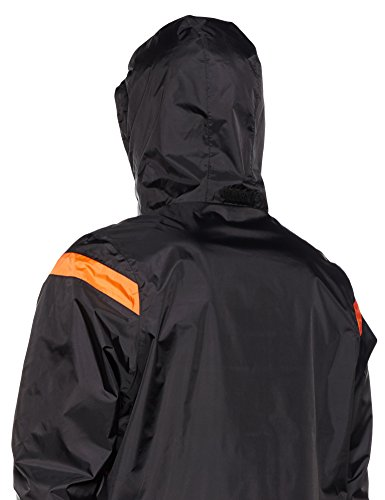 Veste de pluie Erima Classic Team noir/orange