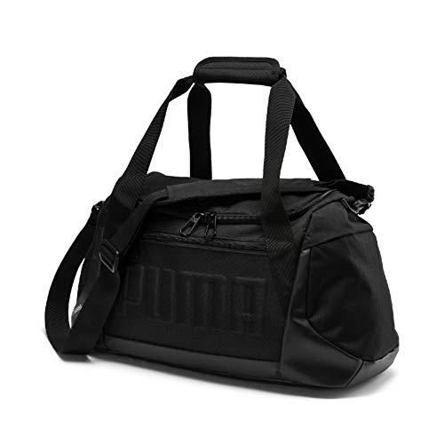 PUMA Unisex- Erwachsene Gym Duffle Bag S Sporttasche, Black, - S Liga Bag Puma