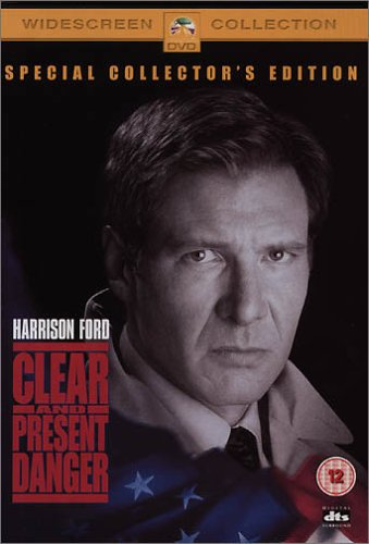 Preisvergleich Produktbild Clear and Present Danger (Special Collector's Edition) [UK Import]
