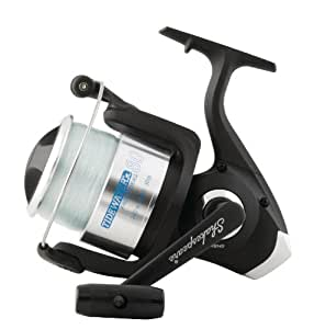 Shakespeare tidewater front drag reel 070 size black for Amazon fishing reels